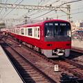 Photos: 旧塗装の京急600形