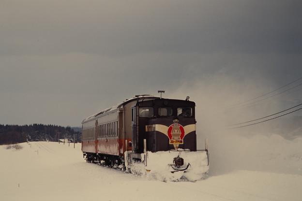 Photos: ストーブ列車