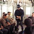 Photos: ナハフ1203車内にて