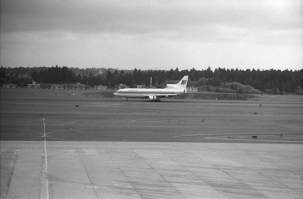 ユナイテッド航空のロッキードL-1011トライスター