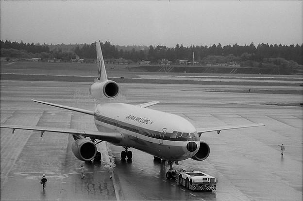 日本航空のダグラスDC-10