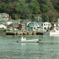 Photos: 横須賀市営渡船(浦賀の渡し)「愛宕丸」サイドビュー