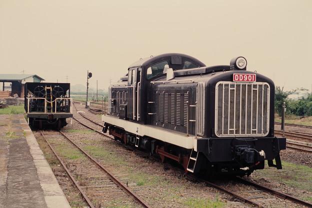 2002年7月13日のDD901