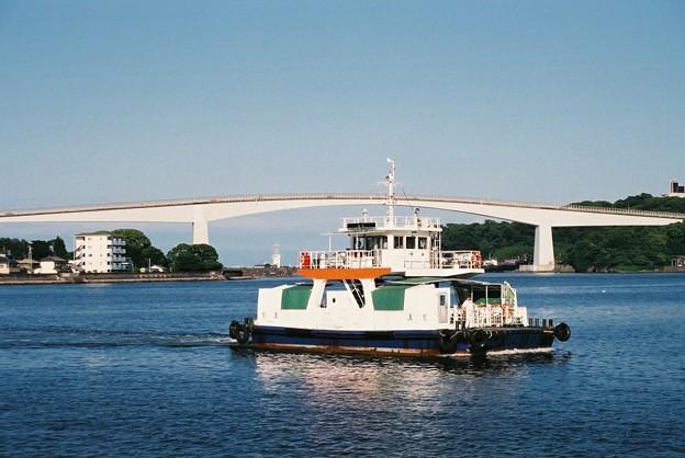 高知県営渡船「龍馬」