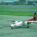 中日本エアラインサービスのフォッカー50