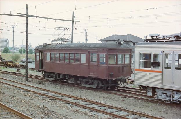 熊本電鉄モハ71