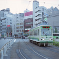 Photos: 大塚駅付近の専用軌道を行く7027