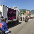 Photos: 呉みなと祭 ダンサーがパレードに