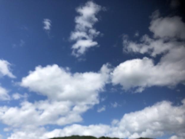Photos: 空が晴れ