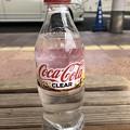 コカ・コーラのクリア