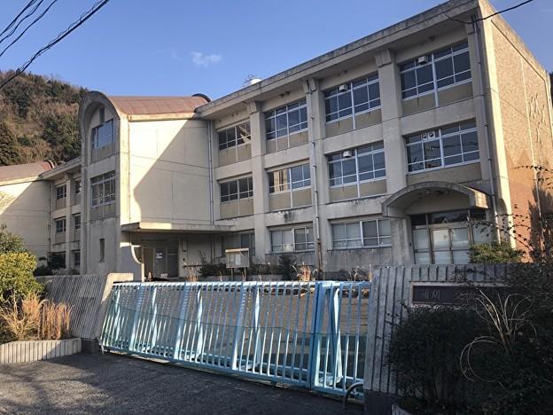 旧広島県立広高等学校蒲刈分校