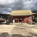 Photos: 亀山神社の様子