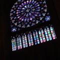 Photos: 薔薇窓@ノートルダム寺院