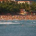 写真: 中国のハワイ 海南島で海水浴~~ (10)