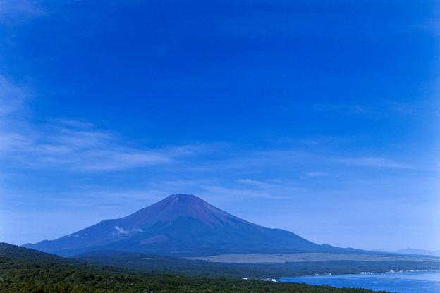 富士五湖巡り【山中湖:パロラマ台から】3