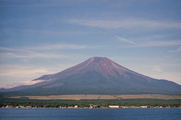 富士五湖巡り【山中湖:湖畔から】2