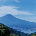 Photos: 富士五湖巡り【峠の茶屋から見る富士】6