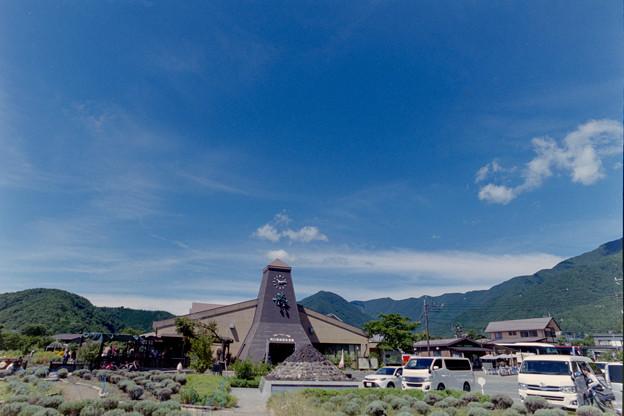 富士五湖巡り【河口湖自然生活館】