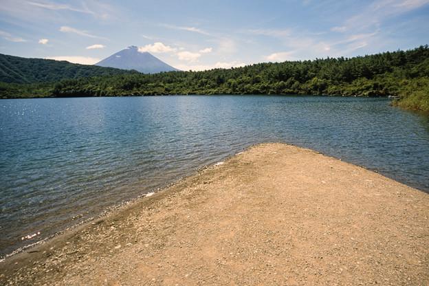富士五湖巡り【西湖から見る富士】3