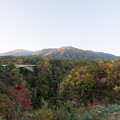 Photos: 東北紅葉狩り【鳴子峡:大深沢橋】1