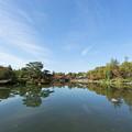 Photos: 昭和記念公園【日本庭園:池と紅葉】1