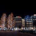 Photos: 港北東急の夜景【Ai Nikkor 24mm f2.8S:絞りf5.6】02