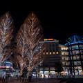 港北東急の夜景【Ai Nikkor 24mm f2.8S:絞りf5.6】03