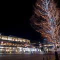 港北東急の夜景【Ai AF Nikkor 20mm f2.8:絞りf8.0】05