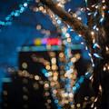 港北東急の夜景【Ai Nikkor 50mm f1.4S:絞りf1.4】01