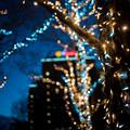 港北東急の夜景【Ai AF Nikkor 35mm f2:絞りf2.0】03
