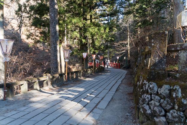 2019年初詣【榛名神社:参道】