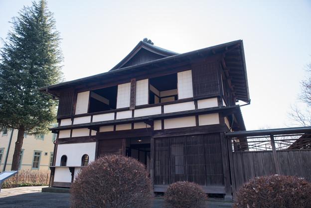 府中市郷土の森博物館【府中郵便取扱所】