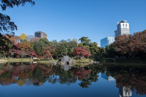 Photos: 小石川後楽園【大泉水の眺め】2