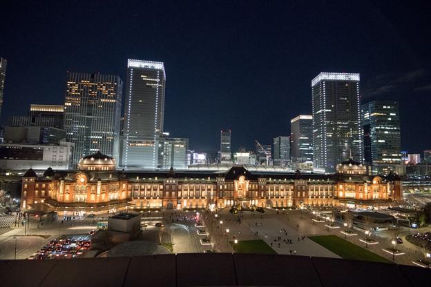 東京イルミネーション【THE 東京駅】2