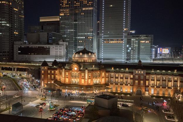 東京イルミネーション【THE 東京駅】3