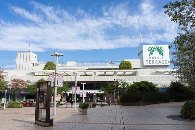 早朝ウォーキング【たまプラーザ駅:東急たまプラーザテラス】