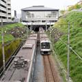 早朝ウォーキング【青葉台駅から出発する電車】
