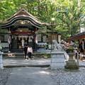 GoToTravel山梨旅行【新屋山神社】3