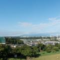 早朝ウォーキング【川和富士公園:富士山は見えず】