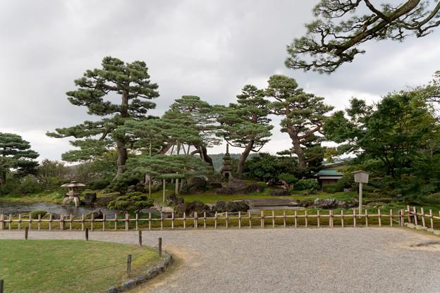 04北陸旅行1日目【兼六園:七福神山】