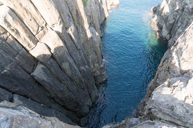 11北陸旅行2日目【東尋坊:岩と海の眺め】2