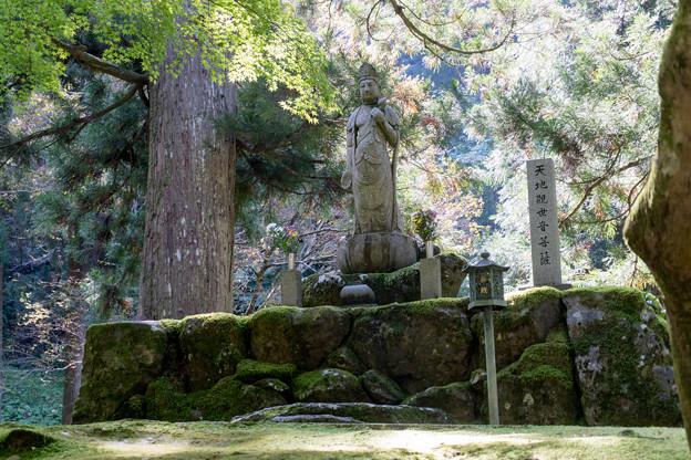 13北陸旅行2日目【永平寺:参道沿いの観音様】2
