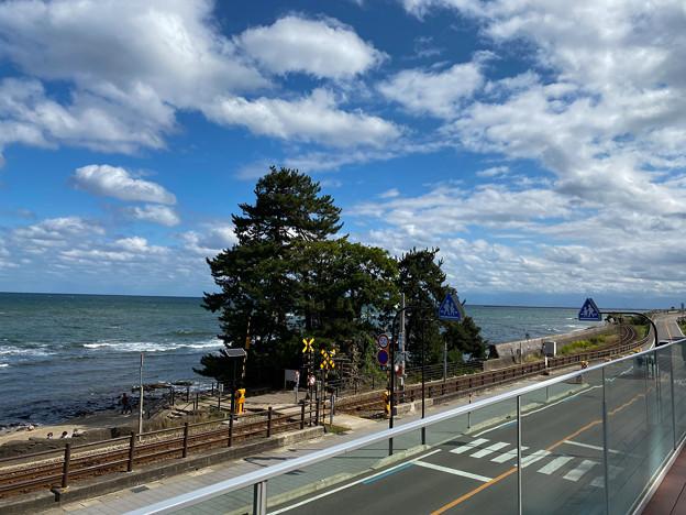 24北陸旅行3日目【雨晴海岸】