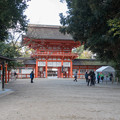 42京都紅葉狩り【下鴨神社】