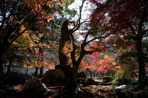 05京都の紅葉【南禅寺:三門付近】5