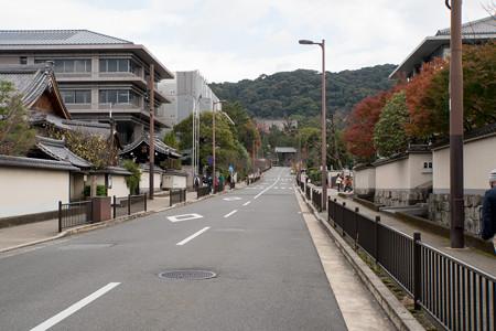 31京都の紅葉【知恩院】1