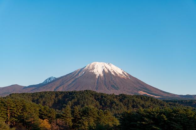 08鳥取・島根旅行【大山の勇姿】