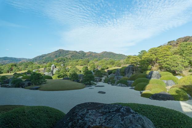 11鳥取・島根旅行【足立美術館:庭園の眺め】1