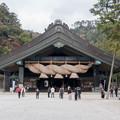 Photos: 16鳥取・島根旅行【出雲大社:神楽殿】