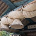 Photos: 17鳥取・島根旅行【出雲大社:神楽殿のしめ縄】